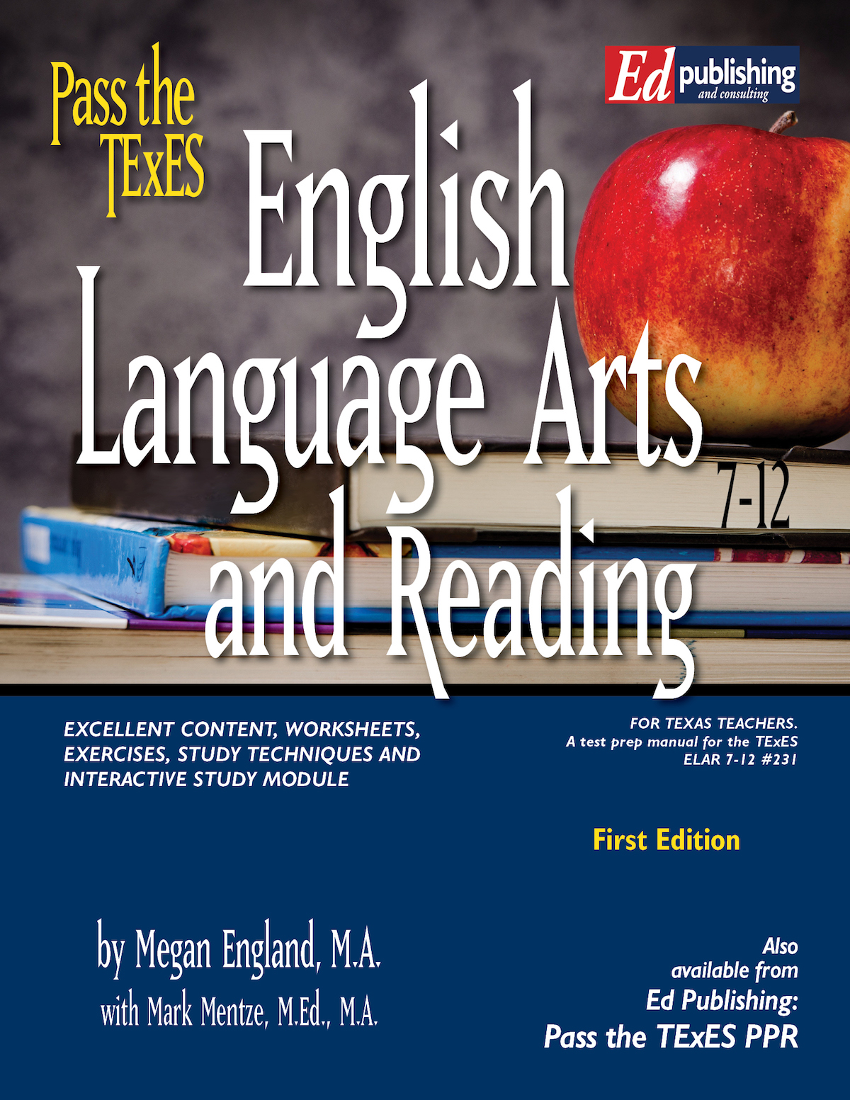 ELAR 7-12, 1st Ed Ebook Online Module for #231 [ONLINE MODULE ]