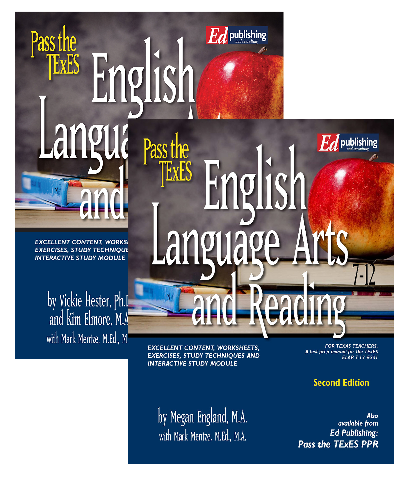 English Language Arts & Reading 7-12 (4-8/8-12 Combo) [ DOWNLOADABLE EBOOKS ]