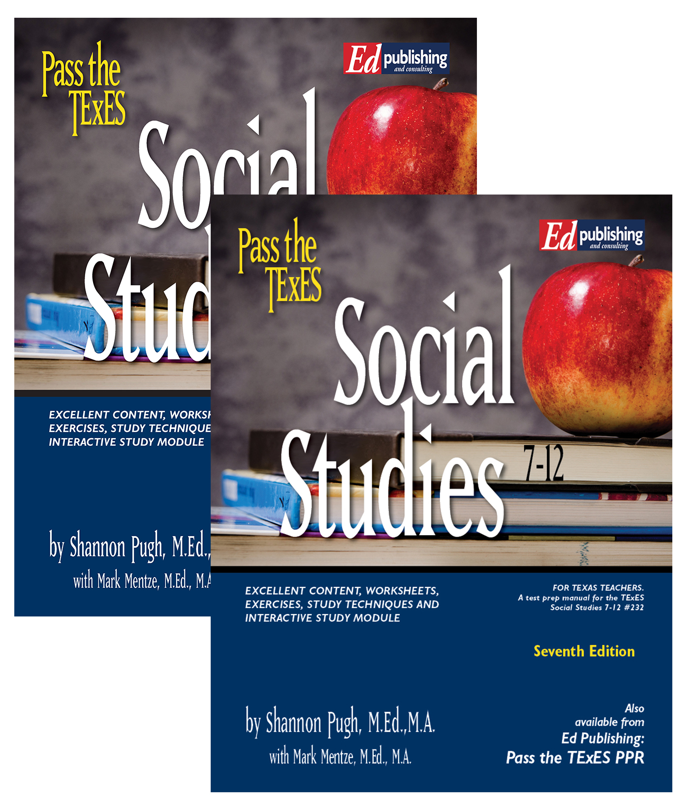 Pass the TExES Social Studies 4-8/7-12 Combo [ DOWNLOADABLE EBOOKS ]