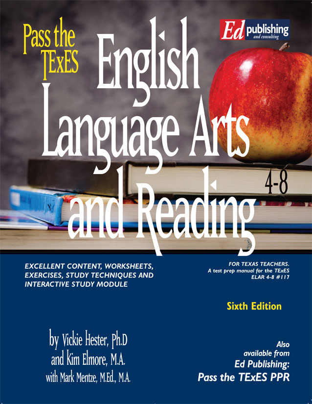 Pass the texes pass the texes english language arts reading 4 8 4th ed 117 downloadable ebook fandeluxe Image collections
