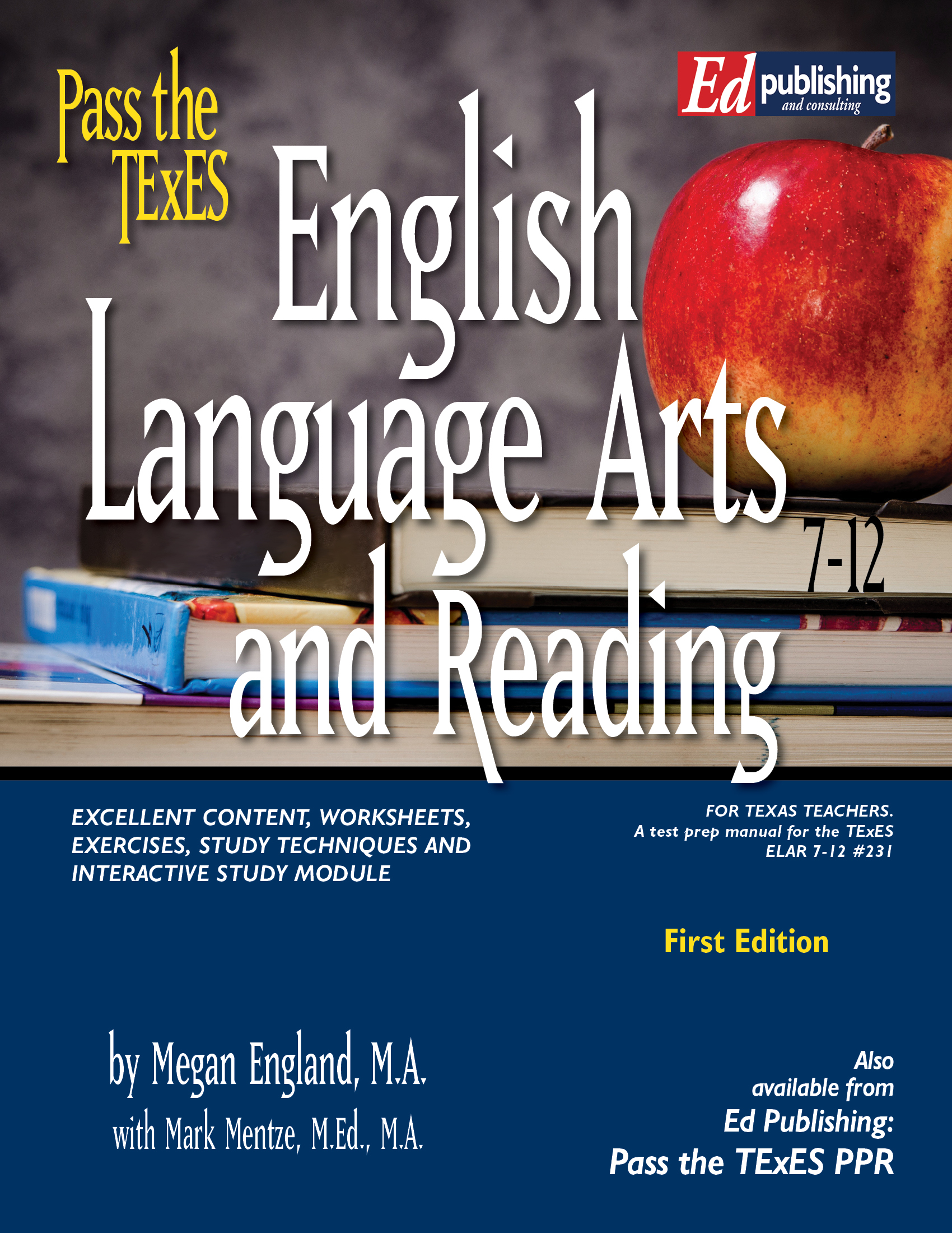 English Lang. Arts & Reading 7-12, 2nd Ed #231 [HARD COPY]