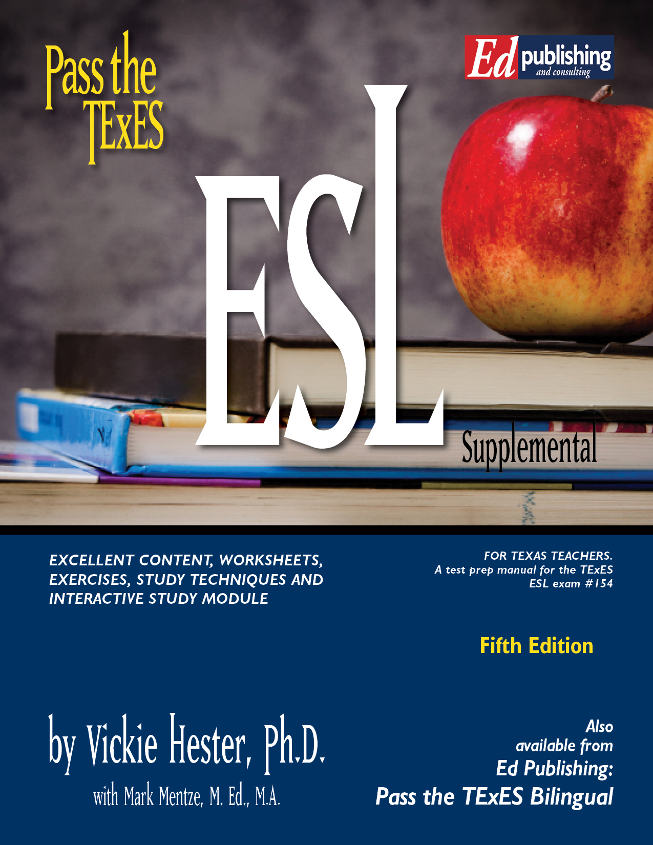 ESL Supp, 4th Ed for #154 [DOWNLOADABLE EBOOK ]