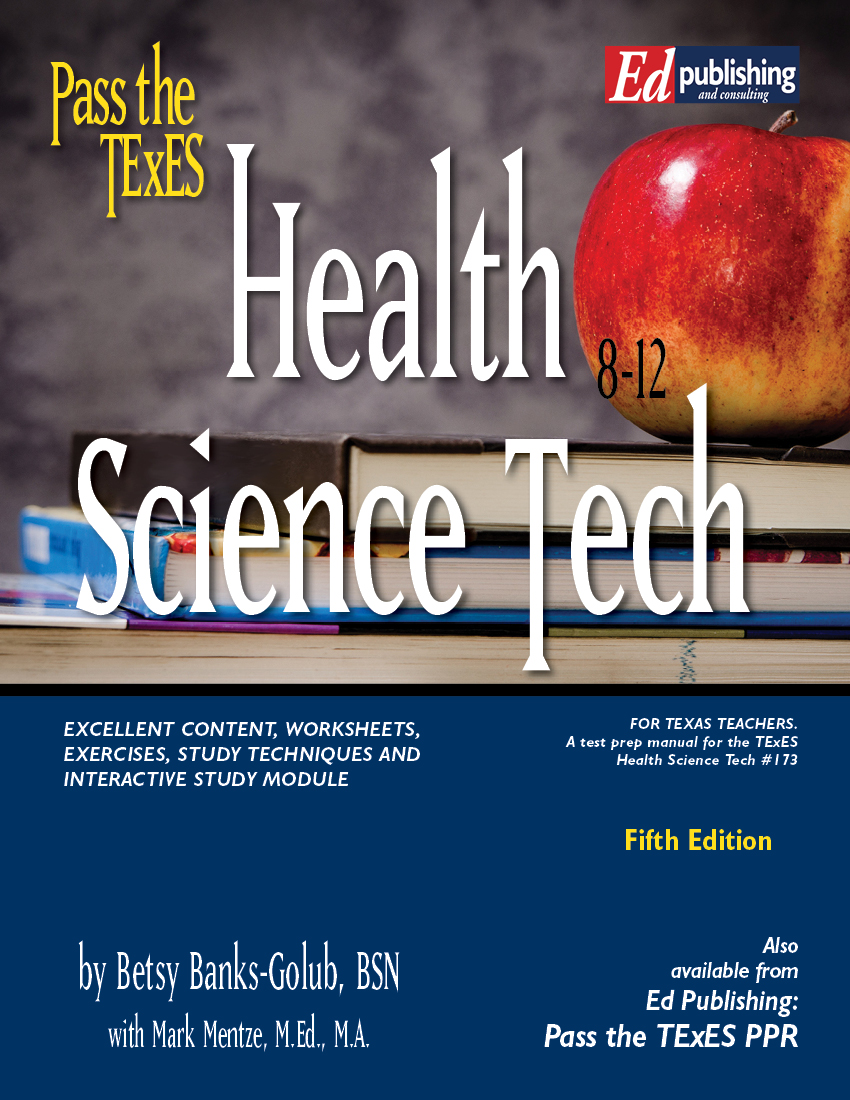 Health Science Technology 8-12, 5th Ed for #173 [DOWNLOADABLE ]