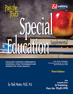 Special Education Supp 2nd Ed Ebook Online Module [ONLINE MODULE ]