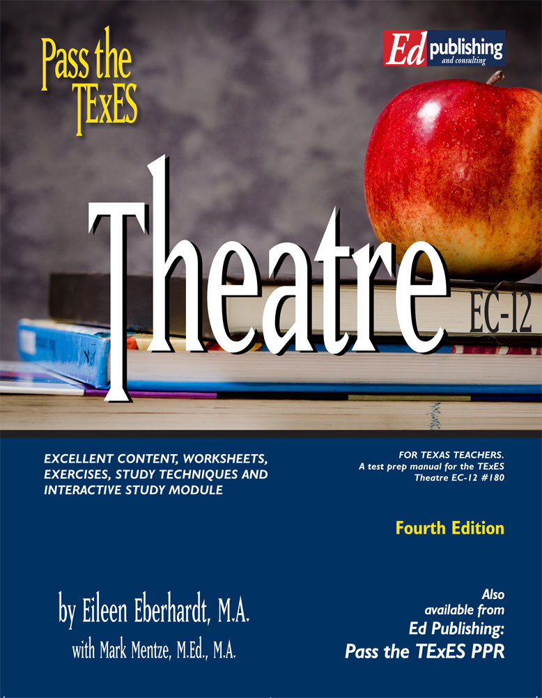Theatre EC-12 #180 Ebook Online MODULE, 4th Ed [ONLINE MODULE ]