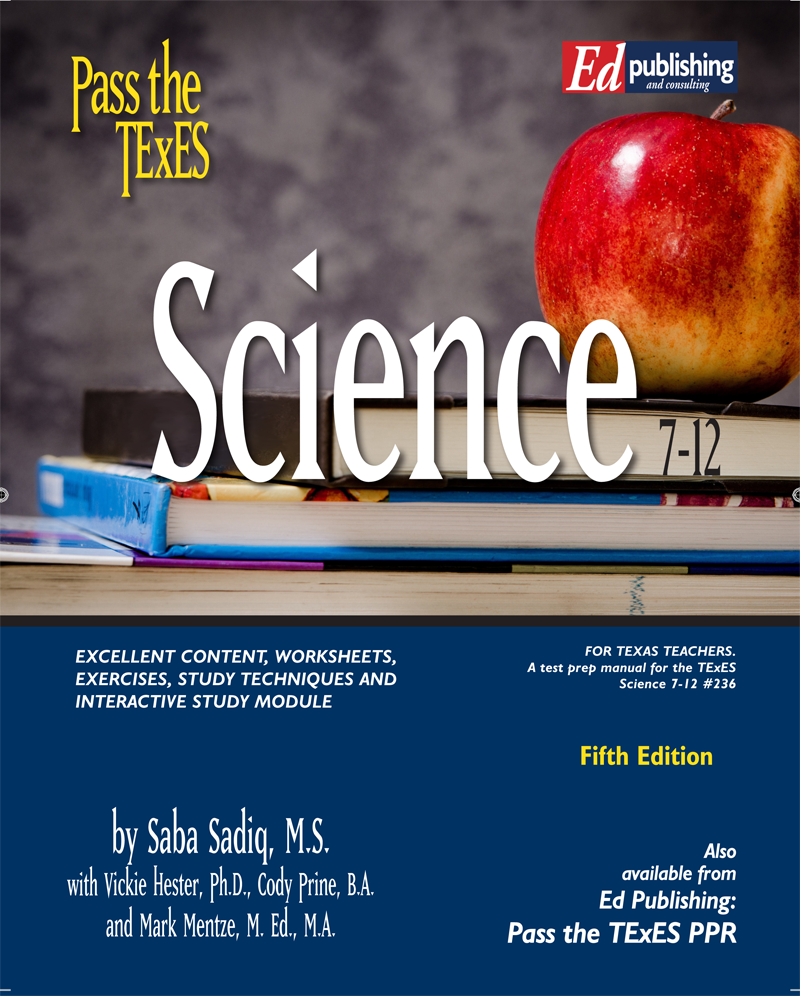 Science 7-12, 5th Ed for #236 [HARD COPY]