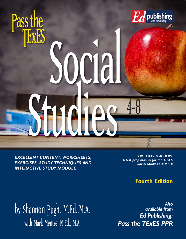 Social Studies 4-8, 5th Ed for #118 [DOWNLOADABLE EBOOK ]