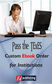 Custom EBook Order [DOWNLOADABLE]